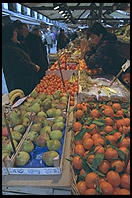 Fruit in Venice's Rialto Markets